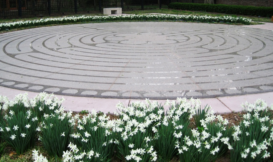 Cathedral Labyrinth and Sacred Garden