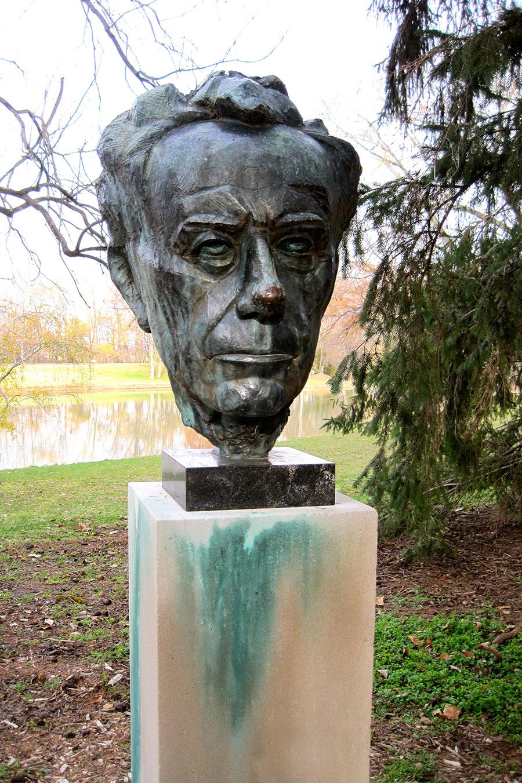 Bust of Tillich